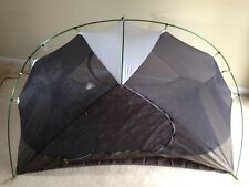 MSR Hubba Hubba 2-person Tent 3-Season Lightweight Award Winning Green 2013 & MSR Carbon Reflex 2 Tent Green Model Lightweight Compact ...