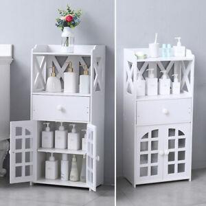 modern bathroom floor stand cabinet storage toilet bath