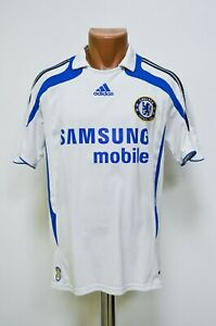 CHELSEA-LONDON-2007-2008-THIRD-FOOTBALL-SHIRT-JERSEY-ADIDAS-SIZE-S-ADULT