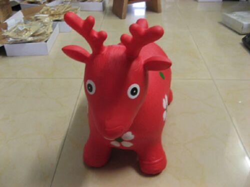 1X Inflatable Rubber Deer Blowup Toy toyin172
