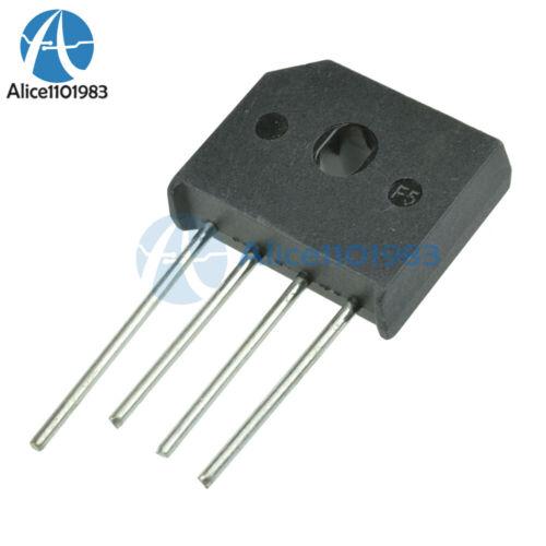 2PCS KBU808 SIP-4 KBU-808 8A 800V Bridge Rectifier KBU808