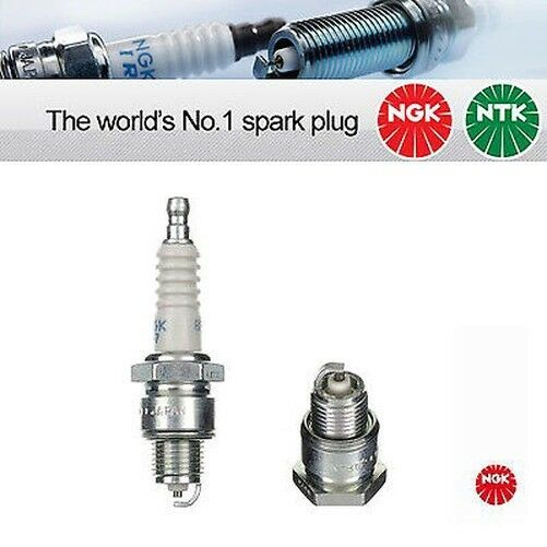 4x Spark Plug NGK DCPR8E Motorcycle