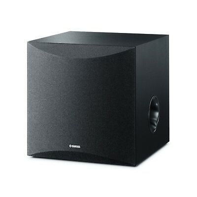 """Yamaha NS-SW050 100W 8"""" Subwoofer with Advanced YST II - RRP $399.00"""