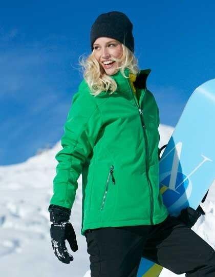 James & Nicholson Donna Invernale Cappuccio Softshell Giacca con Cappuccio Invernale Giacca Sportiva Giacca Sci Caldo d760c3