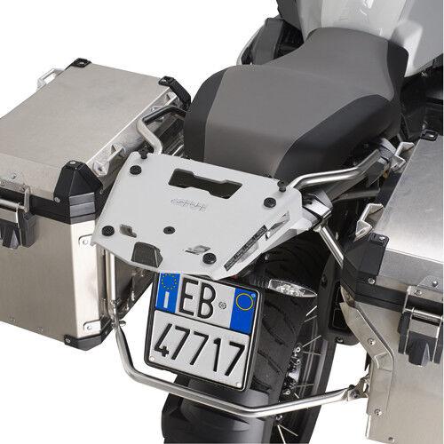 GIVI SRA5112 Spezifischer Alu Träger für MONOKEY® für Bmw R 1200 GS Adventure (1