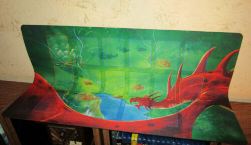 Daily Magic Games Villages of Valeria Landmarks Neoprene Playmat