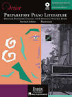 The Developing Artist: Preparatory Piano Literature (book/CD) by Faber Piano Adventures (Paperback, 2014)