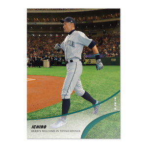 Ichiro-2019-Topps-On-Demand-Set-4-Legacy-Series-YOU-PICK-CARDS-FROM-SET-JAPAN
