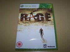 Rage Xbox 360 **New & Sealed**