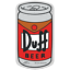 Tuvalu-1-Dollar-2019-Duff-Beer-Die-Simpsons-1-Oz-Silber-PP Indexbild 3