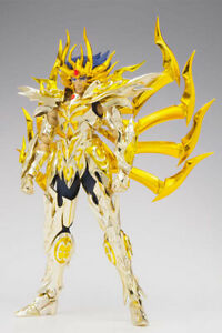 Saint Seiya Myth Cloth Bandai Cancer Masque De Mort Ex Soul Of Gold Sog Dieu