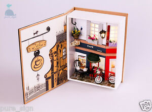 DIY Handcraft Miniature Project My Summer Holiday Diary in Prague Dolls House