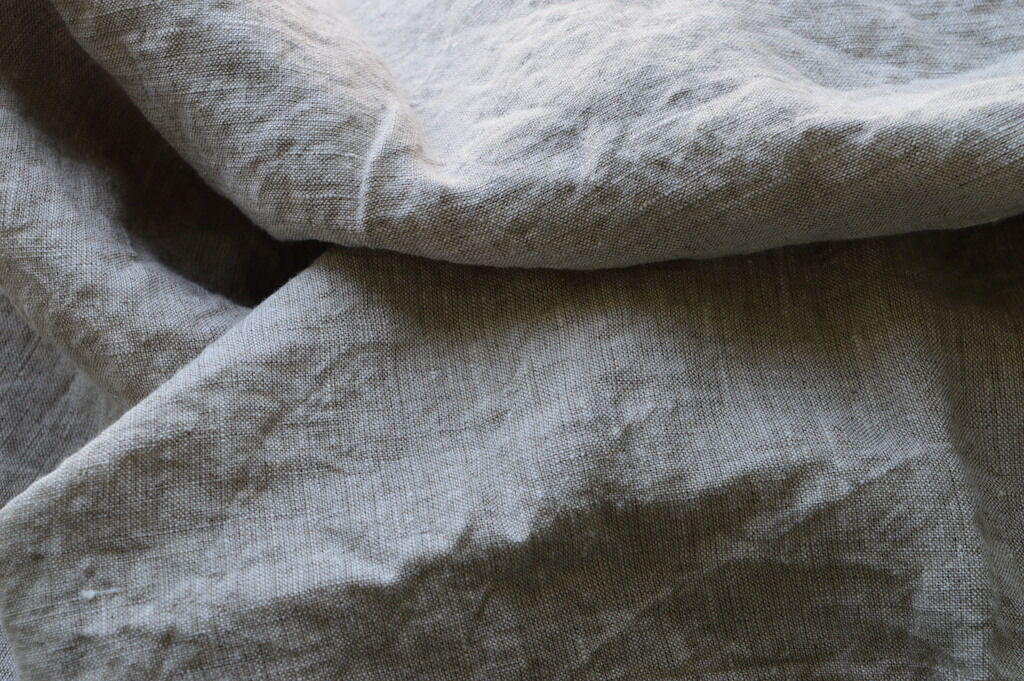 Leinen Spannbettlaken, Naturgrey, 90, 140, 160, 180, 200x 200 cm, stone washed