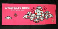 Sanrio 14 X 35 Fabric Panel Everyday Rock, But Don't Forget About The Roll