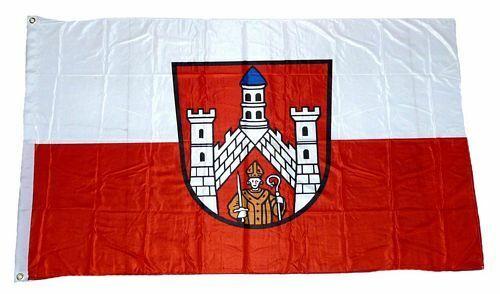 Fahne Bad Neustadt Saale Hissflagge 90 x 150 cm Flagge