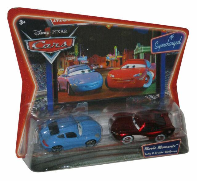 2007 Disney Pixar Cars Movie Moments Sally Lightning Mcqueen