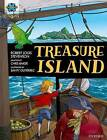 Project X Origins Graphic Texts: Dark Red Book Band, Oxford Level 17: Treasure Island by Chris Baker, Robert Louis Stevenson (Paperback, 2016)