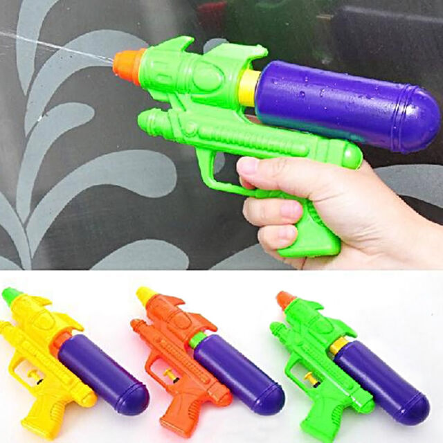 Kids Summer Water Squirt Toy Children Beach Water Gun Pistol 1PC 2018 UK