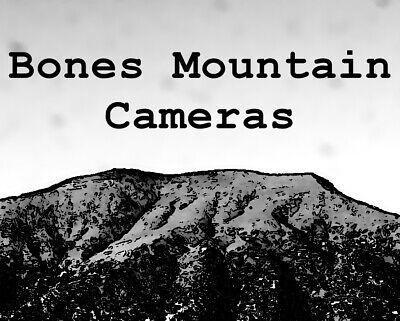 Bones Mountain Cameras