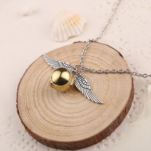 Harry Potter Golden Snitch Heliball Bracelet X-mas Stocking Fill Christmas Gift