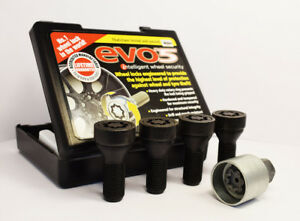 4-x-BMW-Mini-Evo-Locking-Bolts-M14-x-1-25-Zinni