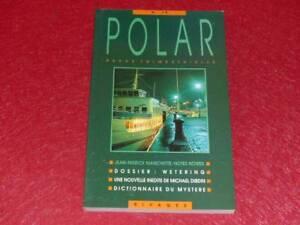 Bibliot-H-amp-P-J-Oswald-Revista-Polar-10-Ive-Carpeta-Wetering-Agosto