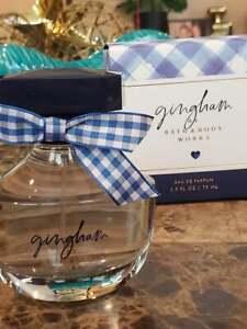 Bath-amp-Body-Works-GINGHAM-Eau-de-Parfum-perfume-Spray-Florals-Citrus-2-5-oz