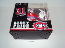 """2017 NHL Imports Dragon 12"""" Carey Price #31 Montreal Canadiens Limited to 1750"""