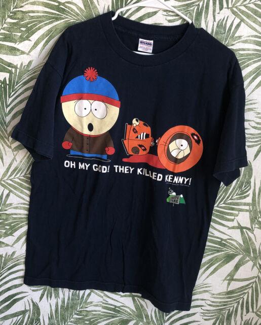 Vintage 1997 South Park T-Shirt size XL