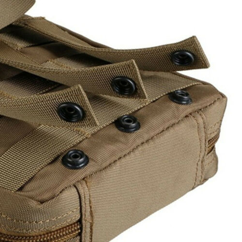 One Tigris Military First Aid Kits Survival Gear Tactical Medical Belt EDC Pouch