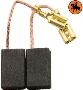 Confiant Balais De Charbon Pour Spit Marteau 333 - 5x10x16mm