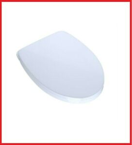 Toto 14 1 8 Quot Elongated Closed Front Toilet Seat And Cover