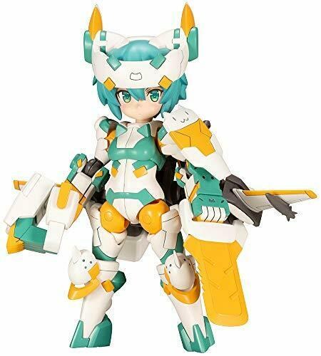 FRAME ARMS GIRL Desktop Army SYLPHY [STRIKER] Plastic Model Kit KOTOBUKiYA NEW
