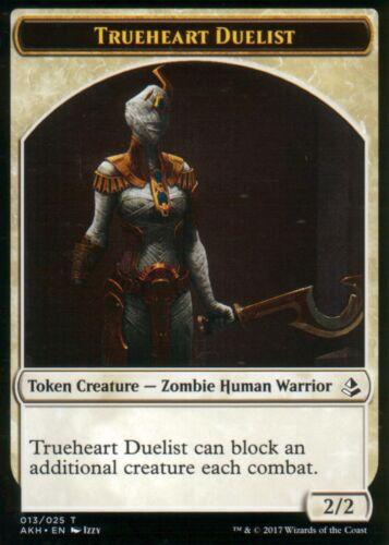 Trueheart Duelist TokenNM//MAmonkhetMagic MTG