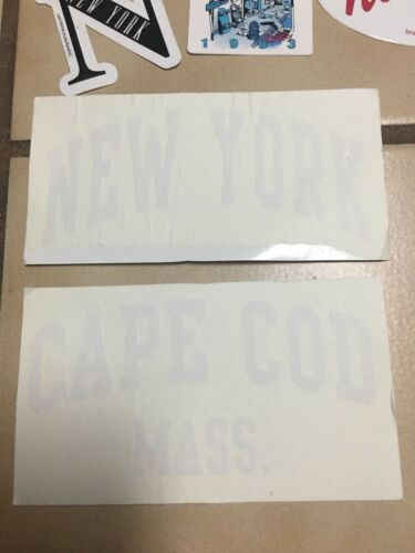 Lot of 50 Brandy Melville Deco Vinyl Laptop Stickers //Fast Shipping