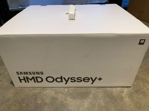 Plus VR Mixed Reality Headset Controllers XE800ZBA-HC1US OB Samsung HMD Odyssey