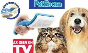 PetZoom-Self-Cleaning-Grooming-Brushes-For-Pets-Cats-amp-Dogs