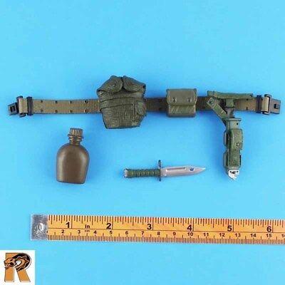 1//6 Scale Dragon Action Figures Jim Force Recon Vest w// 4 Pouches