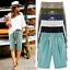 Plus-Size-Knee-Length-Pants-Women-Summer-Elastic-Waist-Lace-Up-Short-Pants thumbnail 2