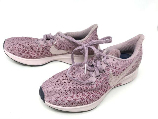 Womens Nike (942855-601) Air Zoom Pegasus 35 Elemental Rose sneakers (447E)