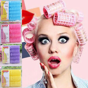 DIY-Hair-Salon-Curlers-Rollers-Soft-Large-Hairdressing-Tools-6-8-10-12pcs-Hotly