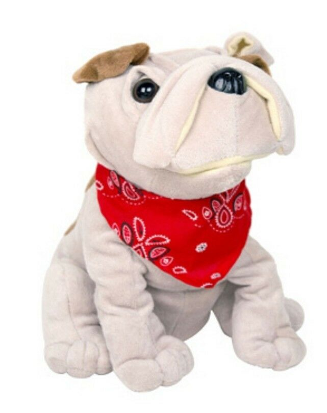NEW NEW NEW IN BOX Plushpals Patch Dog Model Interactive Plush Toy f0a1a5