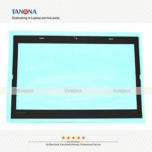 Details about New 01AW304 for Lenovo ThinkPad T460 LCD Bezel Sheet Cover  Sticker W/ cam port