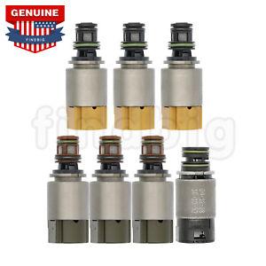 OEM-6HP19-6HP26-6HP28-6HP32-TRANSMISSION-SOLENOIDS-For-BMW-X3-X5-AUDI-A6-A8-Q7