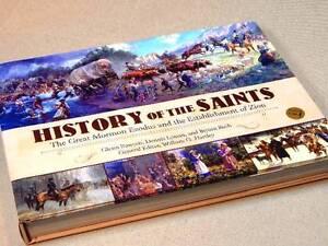 History-of-the-Saints-by-Dennis-Lyman-William-G-Hartley-Glenn-Rawson-signed
