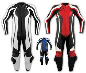 1 pc Motorcycle Apparel CE Armours Jacket Trouser Leather Suit A-Pro