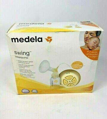 Medela Swing Single Electric Breast Pump Kit 67050 New Open