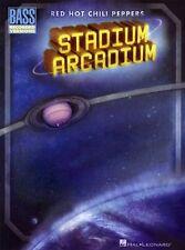 Red Hot Chili Peppers Stadium Arcadium Bass Guitar Tab Music Book