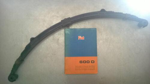 BALESTRA FIAT 600 D FIAT 4105808