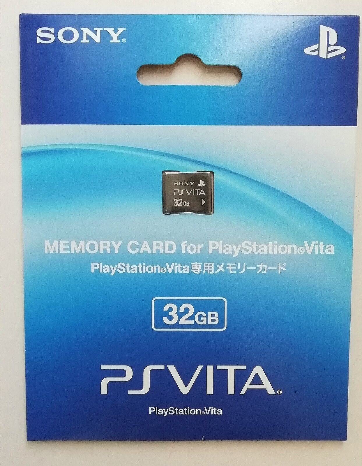 SONY PS VITA 32GB Memory Card For Play Station Vita PSVITA Game import Japan NEW